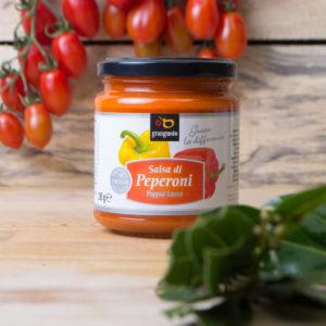 cosi salsa peperoni