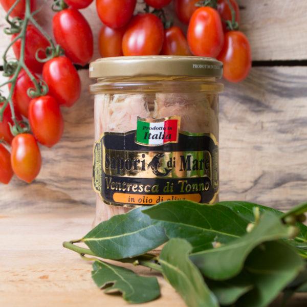 sapori mare ventresca tonno olio oliva